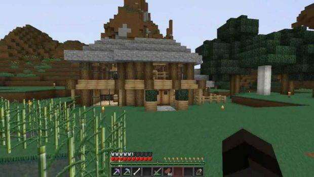 Minecraft Modern Valley House Tour Building Tips Youtube