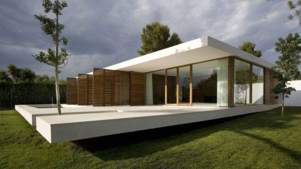 Minimalist Architects Design Architecture Modern Tritmonk Home