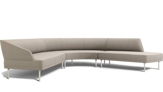 Mirador Shape Sectional Sofa Hivemodern