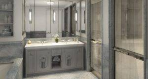 Mirror Idea Master Bathroom Ideas Pinterest