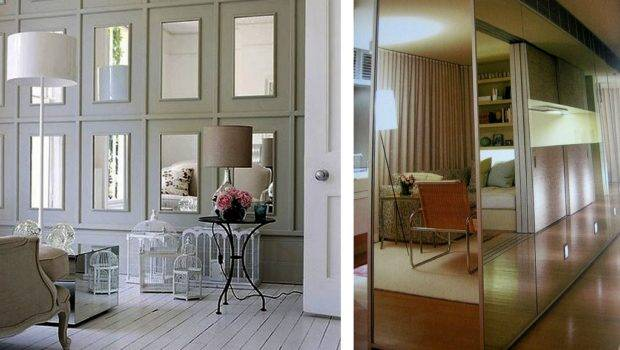 Mirrors Interiors Designs Idea Fascinating