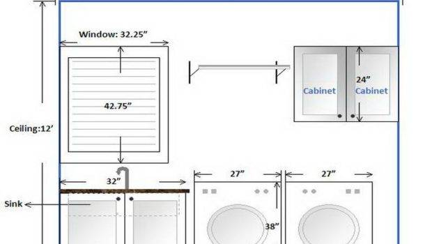 Miscellaneous Laundry Room Layout Ideas Bathroom