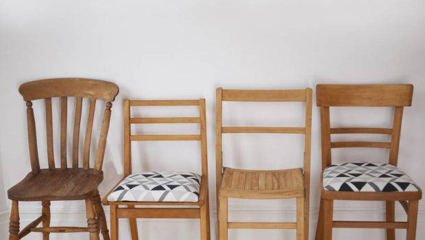 Mismatched Dining Chair Set Two Deja Ooh
