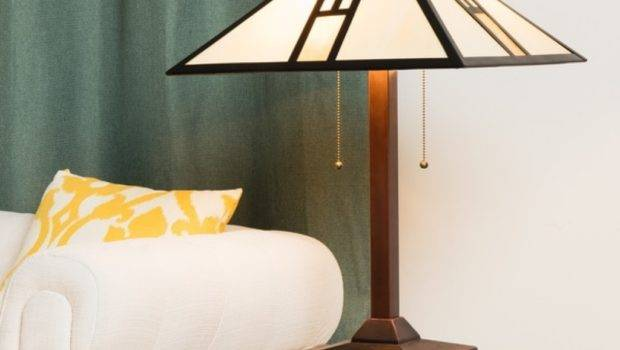 Mission Style Wood Table Lamps Lamp Design Ideas