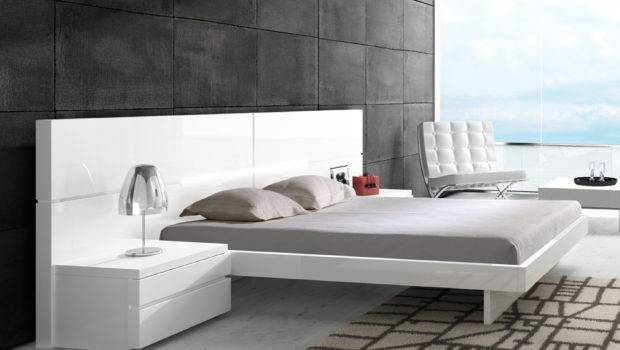 Mistral Contemporary Bed Beds Modern