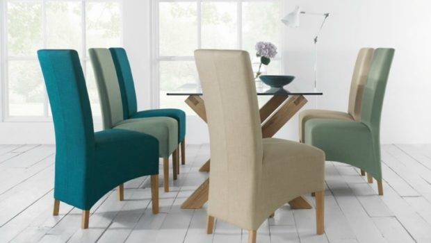 Mix Match Pull Off Mismatched Dining Chairs