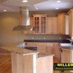 Model Home Residential Miller General Contracting