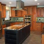 Model Kitchen After Homes Developments Right Don