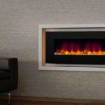 Modern Amari Wall Mounted Inset Electric Fire Lowest Prices