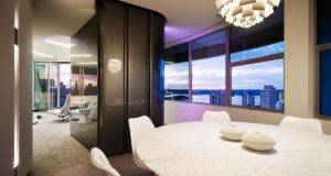Modern Apartment Interior Design Warm Glamour Style Digsdigs