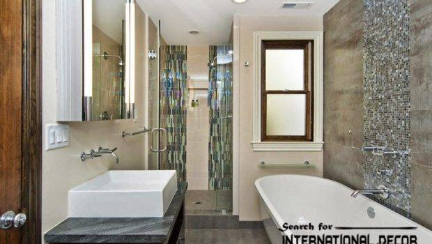 Modern Bathroom Tiles Designs Ideas Colors Wall