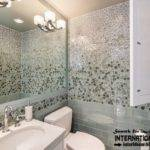 Modern Bathroom Tiles Designs Ideas Patterned Wall