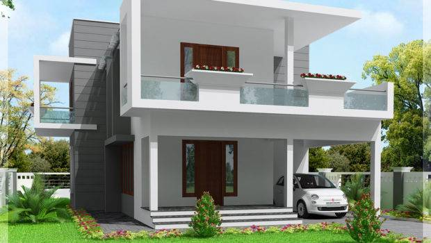 Modern Bedroom Home Design Architecture House Plans