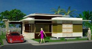 Modern Bungalows Exterior Designs Home Design