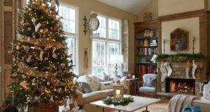 Modern Christmas Decorations Inspiring Winter Holidays