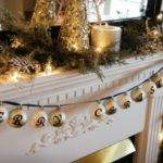 Modern Christmas Mantel Fireplaces Decoration Ideas Nijihomedesign