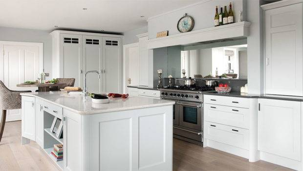 Modern Classic Painted Kitchens Contemporary Traditional