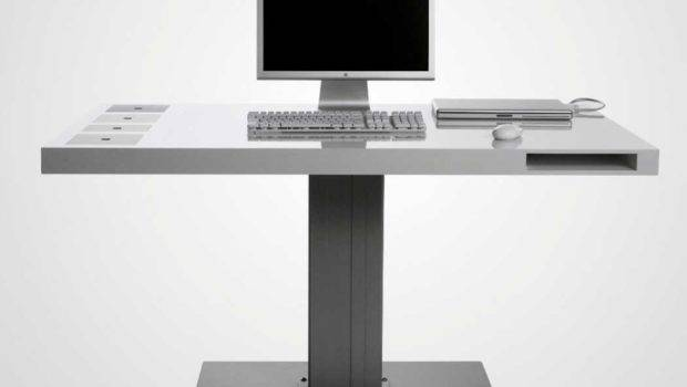 Modern Computer Desks Small Spaces