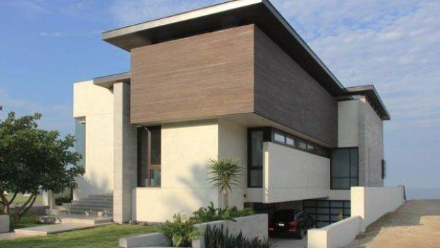 Modern Contemporary Cube Shaped Houses
