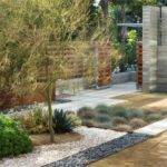 Modern Drought Tolerant Landscape Backyard Inspiration Pinterest