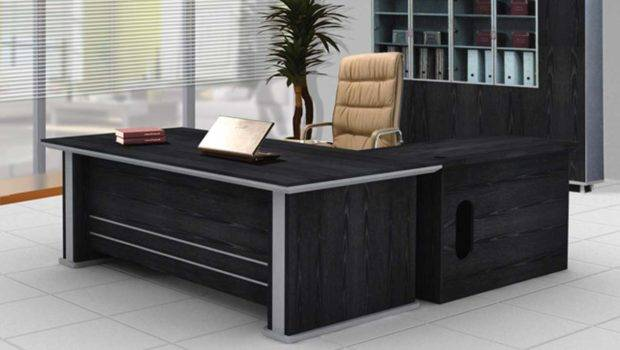 Modern Executive Office Design Elegance Character