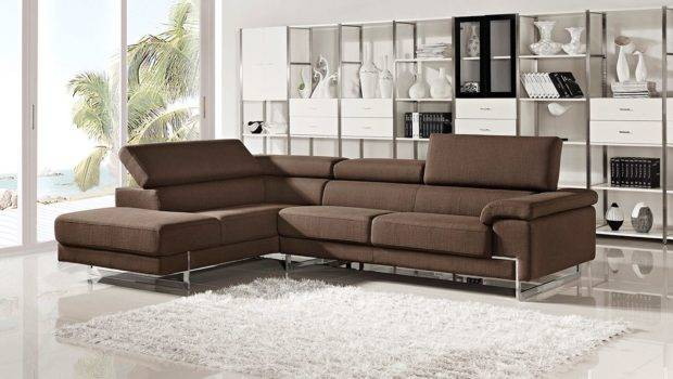 Modern Fabric Sectional Sofas Sleeper Shape Corner Couches