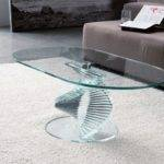 Modern Glass Coffee Tables Luxurious Looks