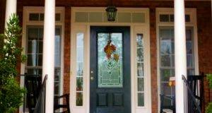 Modern Glass Exterior Doors Luxury
