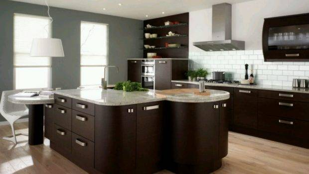 Modern Home Kitchen Cabinet Designs Ideas New