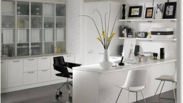 Modern Home Office Design Luxury Decorating