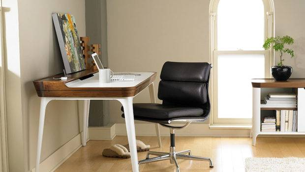 Modern Home Office Desk Interior Design Architecture Furniture