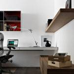 Modern Home Office Desk Valcucine Interior Design Architecture