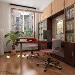 Modern Home Office Layout Homeinfurniture Feng Shui