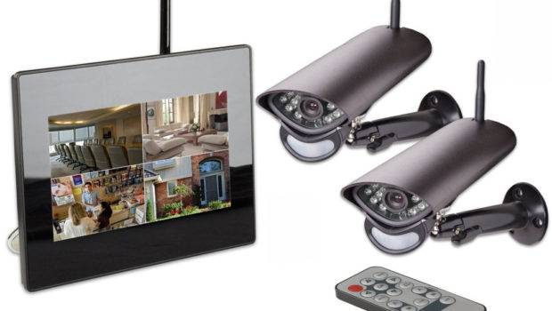 Modern Home Security Technology