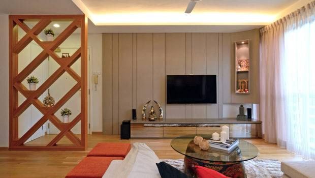 Modern Home Singapore Developed Indian Couple Freshome