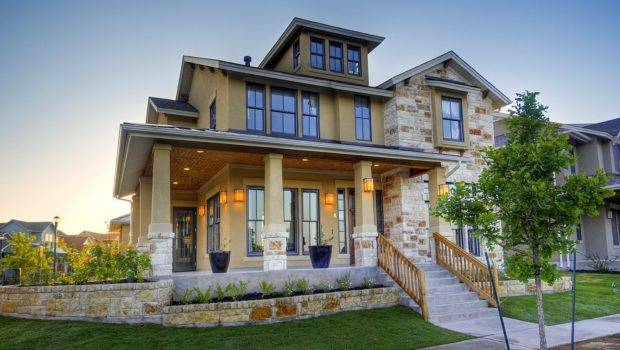 Modern Homes Designs Front Views Texas Home Decorating Ideas