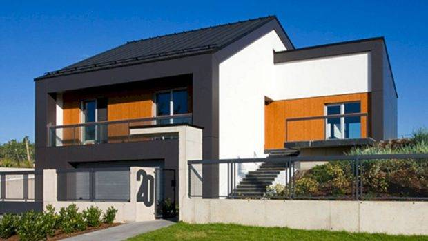 Modern House Architecture Styles