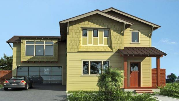 Modern House Color Schemes Exterior