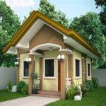 Modern House Plans Two Story Small Design Simple Designs