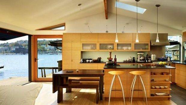 Modern Houseboat Designs Interior Collective
