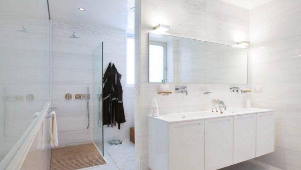 Modern Ideas White Bathrooms Bathroom