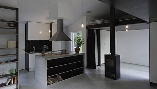 Modern Interior Small House Dinell Johansson Design