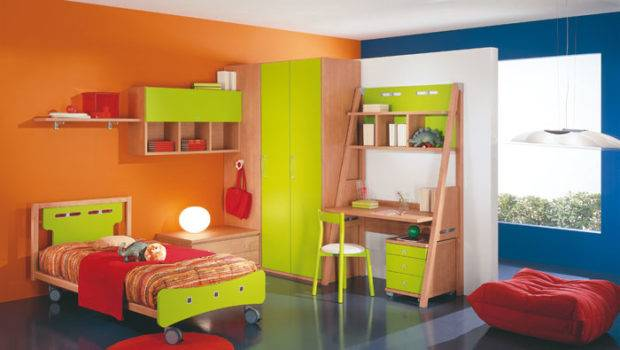Modern Kids Room Decor Idea Bedroom Style Home