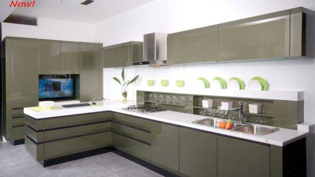 Modern Kitchen Cabinets Contemporary