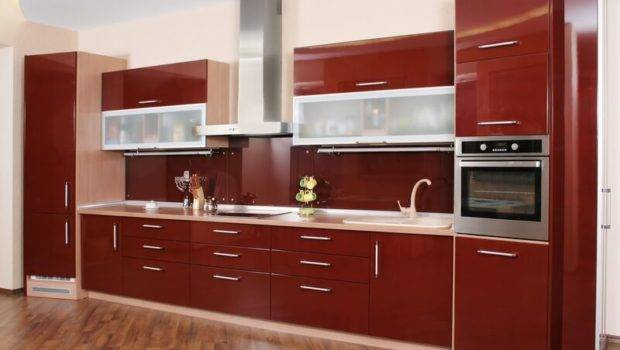 Modern Kitchen Cabinets Designs Latest Interior Design