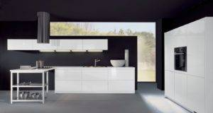 Modern Kitchen Design Color White Cabinets Smiuchin