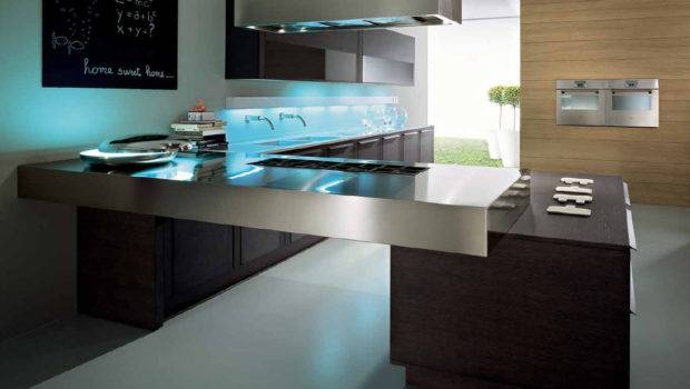 Modern Kitchen Design Ideas Pedini Architecture Renderings