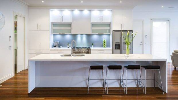 Modern Kitchen Flooring Home Interior Decorating Ideas