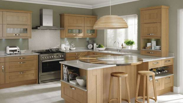 Modern Kitchen Oak Cabinets Quotes