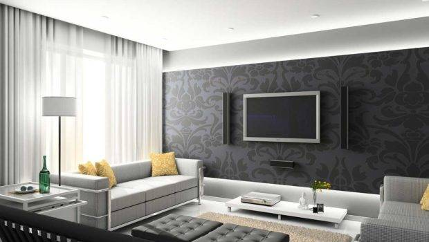 Modern Living Room Sets Small Apartments Design Ideas Nice